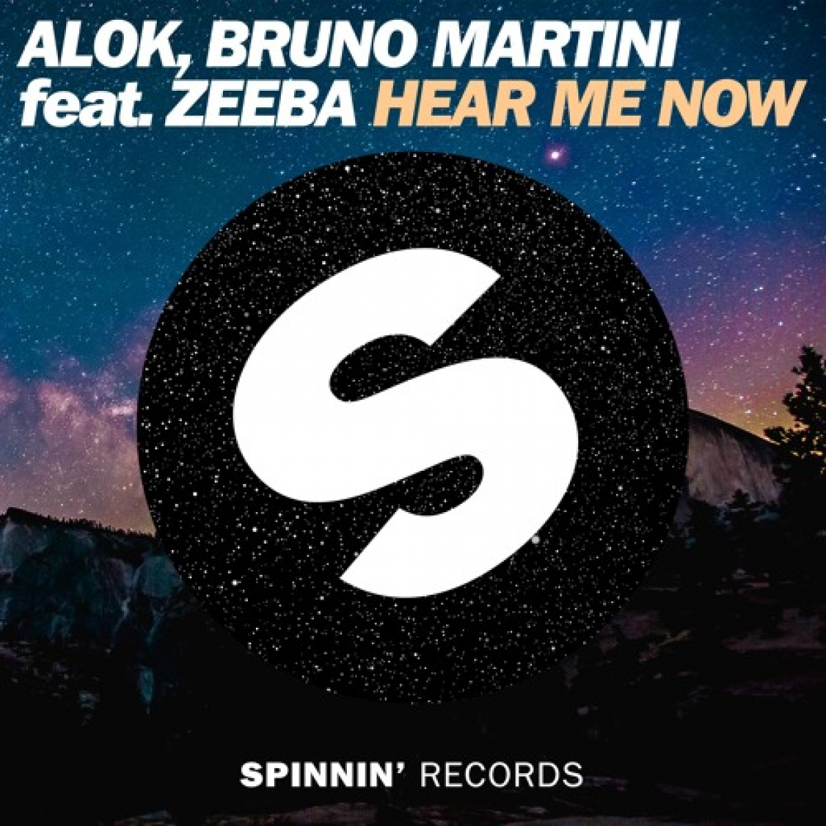 ALOK & BRUNO MARTINI - Hear Me Now
