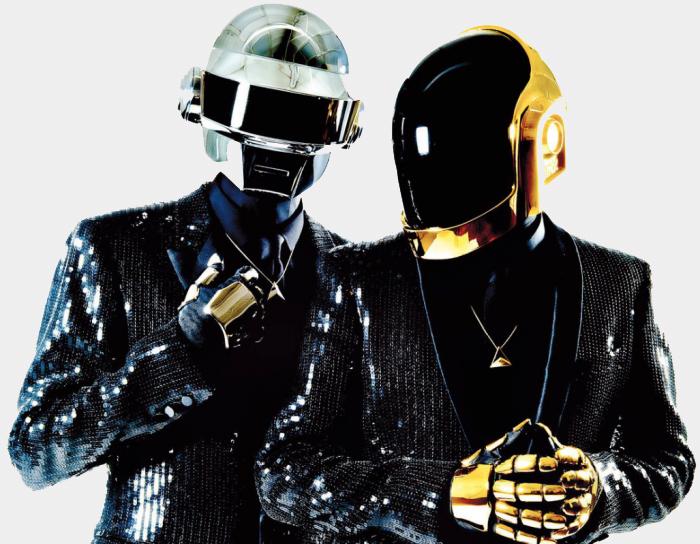 Daft Punk absent de la liste des Victoires de la Musique