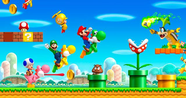 Mario comme vous ne l'avez jamais entendu