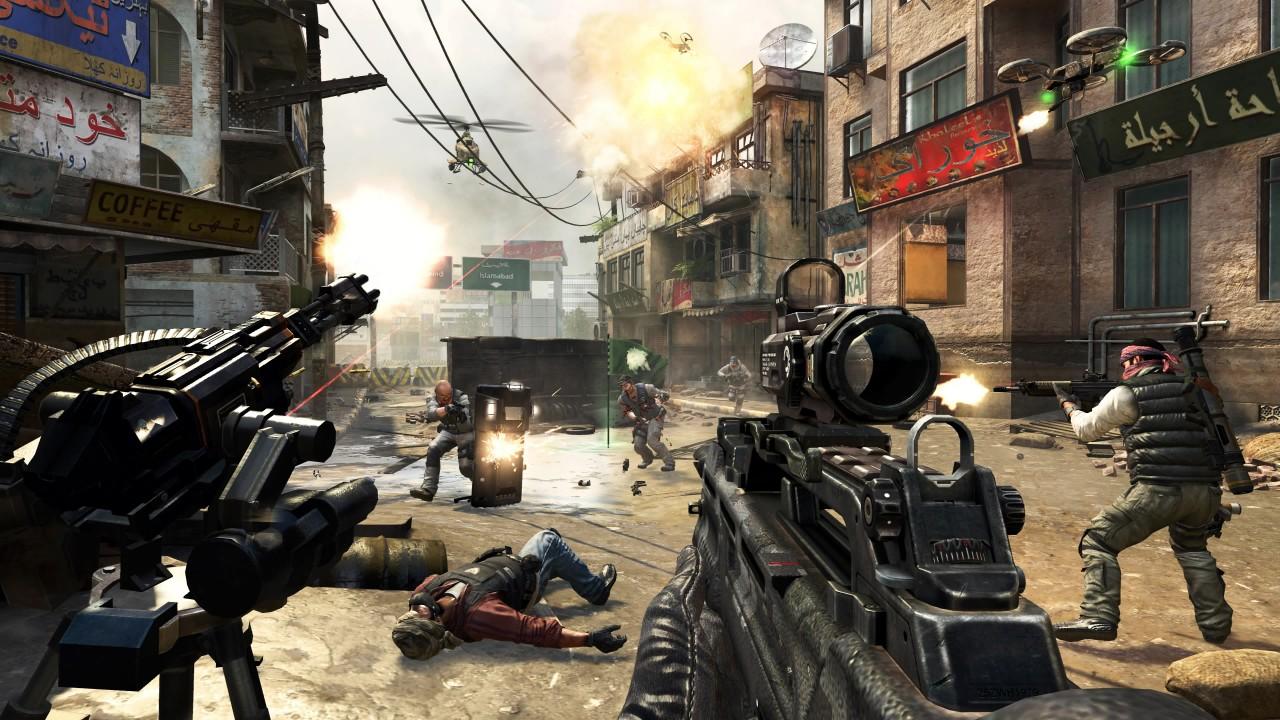 Il gagne à Call of Duty et voit la police débarquer à son domicile