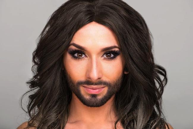 Eurovision : La barbe est à la mode mais pas la moustache