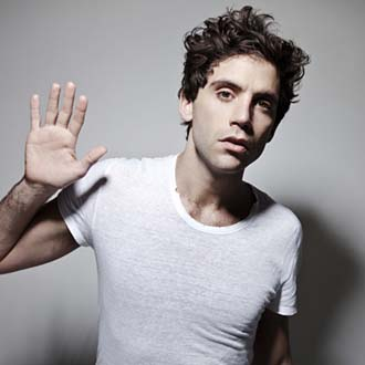 Mika : Boum Boum Boum, Son nouveau single