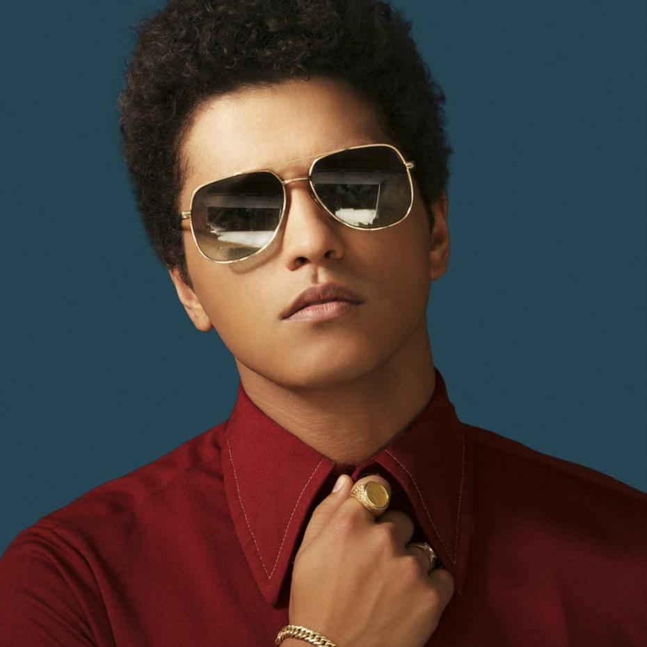 Bruno Mars : Découvrez le meilleur titre de tous les temps