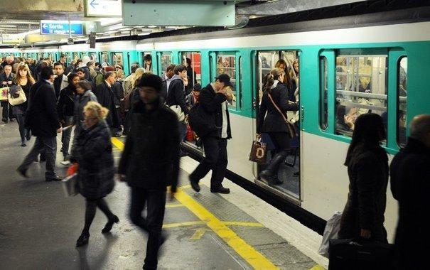 métro-parisien