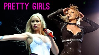 BRITNEY SPEARS FEAT IGGY AZALEA : PRETTY GIRLS, EN LIVE AUX BILLBOARD MUSIC AWARDS 2015 !