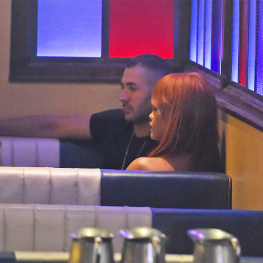 Rihanna et Benzema en couple ? La rumeur grandit !
