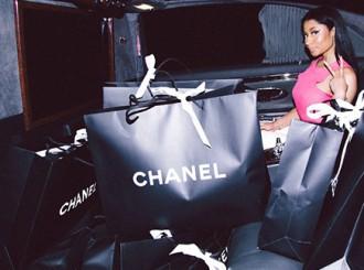 Nicki Minaj se lâche chez Chanel