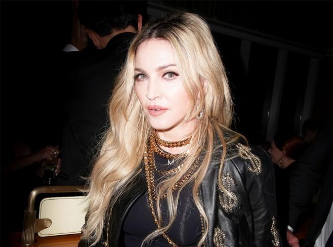 Madonna : Irrespectueuse les acteurs refuse son accès aux coulisses