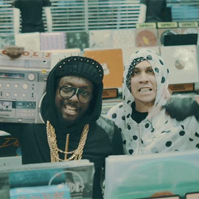 Black Eyed Peas : Ils sont de retour avec Yesterday !