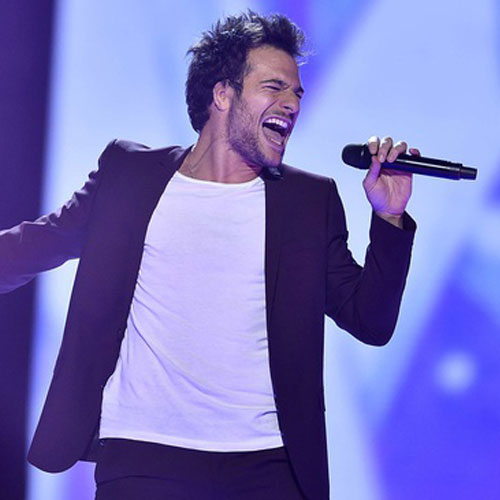 Eurovision 2016 : Amir fait honneur à la France