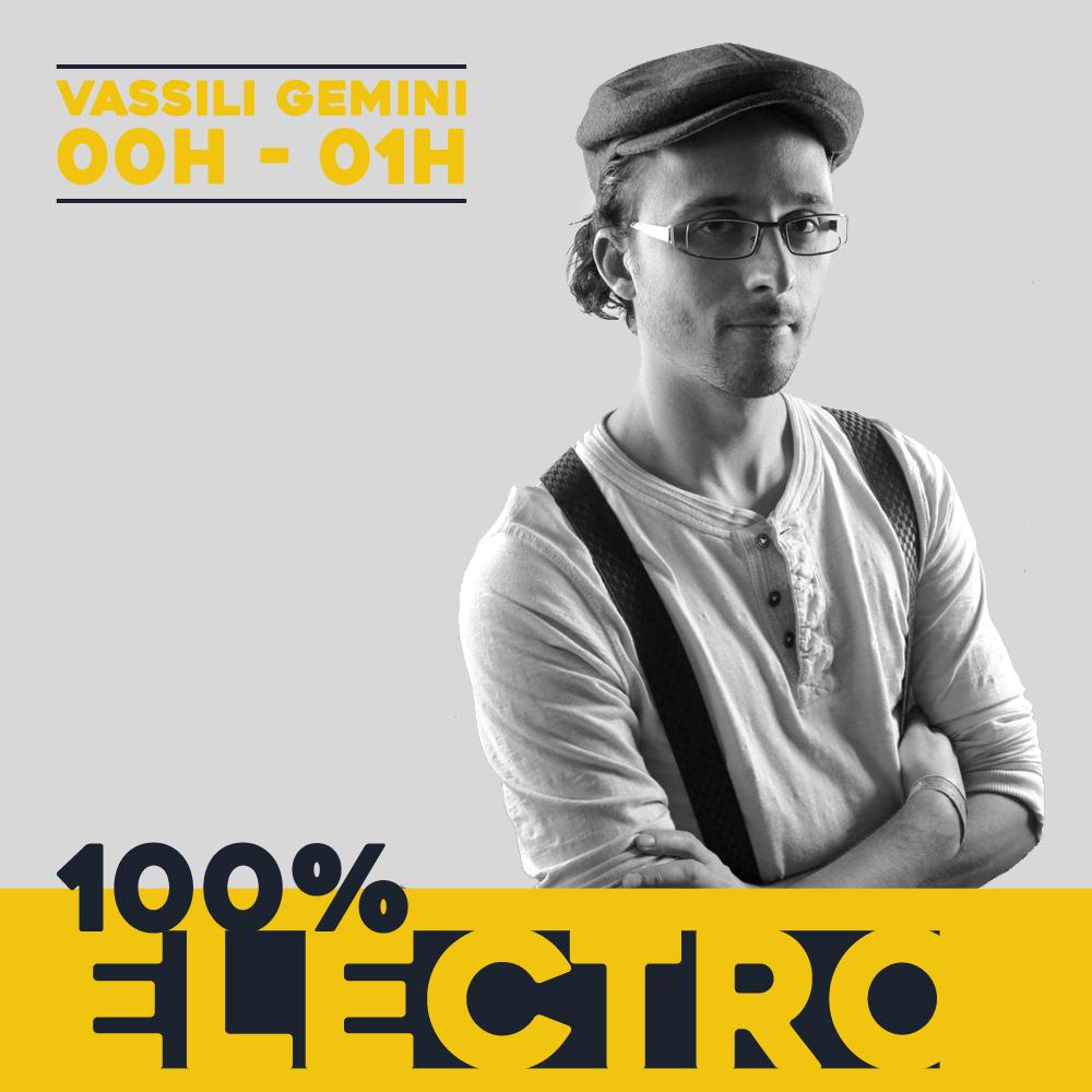 Vassili Gemini remixe «Jveux Du Soleil»
