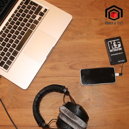 Unbox & Test : Découvrez et gagnez des batteries portables Accoo