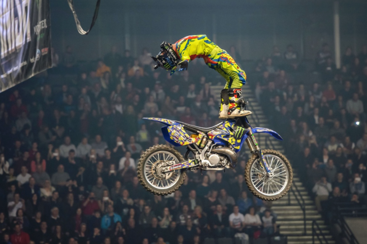 Supercross de Montpellier : Gagne tes places !