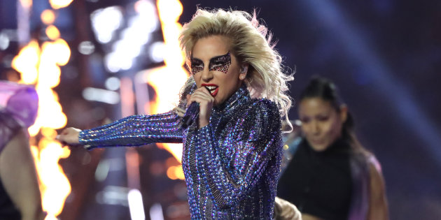 Superbowl 2017 : Lady Gaga enflamme la mi-temps