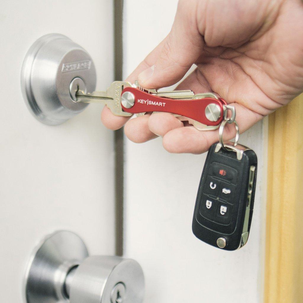 KeySmart : Découvrez et gagnez le porte clé intelligent