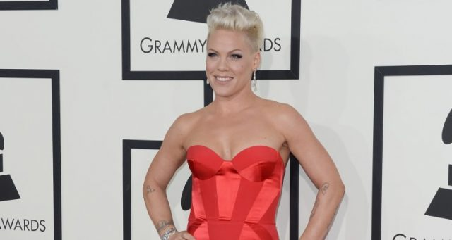 pink nouvel album