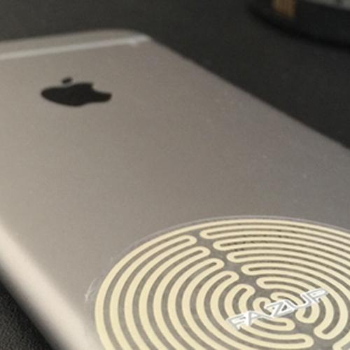 Gagne ton patch anti-onde pour ton smartphone Fazup