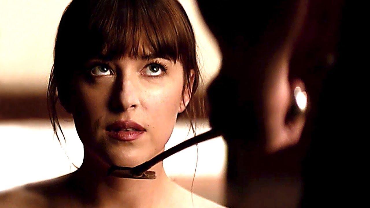 Le trailer de '50 nuances plus claires' vient d'être dévoilé et c'est hot !