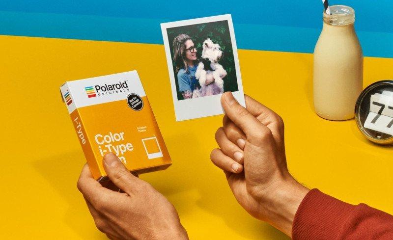 Polaroid: la marque soigne son retour avec un nouvel appareil photo instantané !