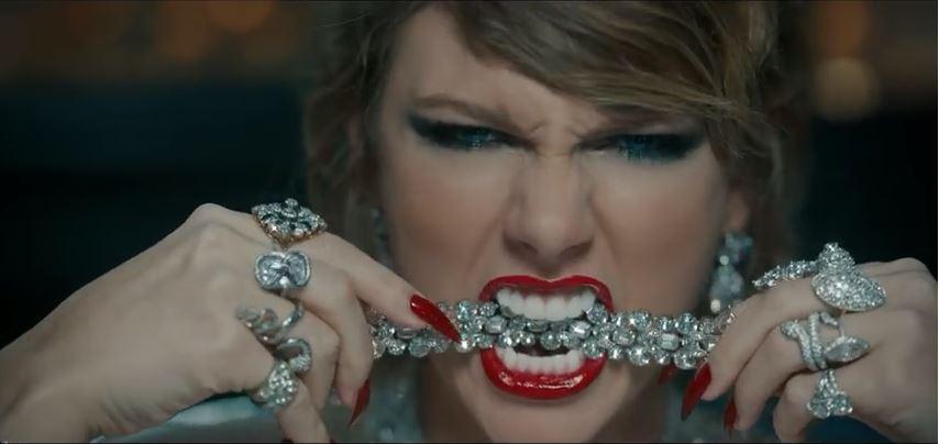 Taylor Swift détrône Adèle avec son nouveau clip