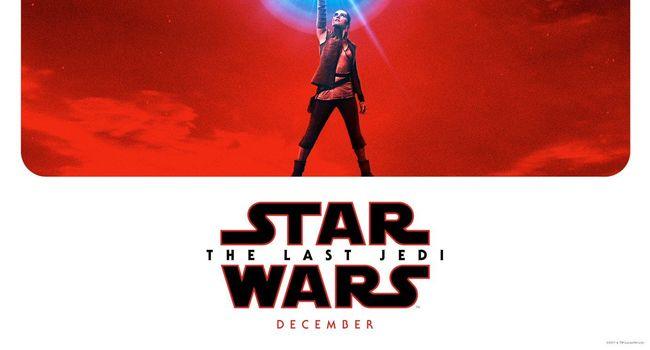Découvrez le tout nouveau trailer de Star Wars : Les Derniers Jedi !