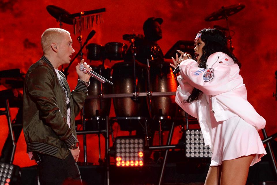 Quatre ans après la dernière, Eminem annonce une nouvelle tournée américaine !