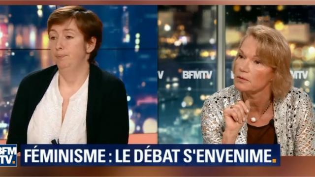 En plein direct télé, Brigitte Lahaie l'assure : «une femme peut jouir durant le viol» !