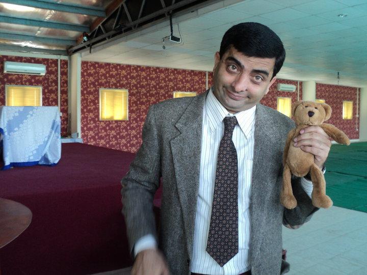 Le sosie de Mr Bean, aperçu au Pakistan ? La toile n'en revient pas