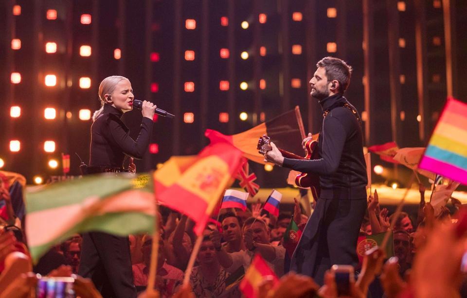 L'Eurovision rend son verdict, la France seulement 13ème !