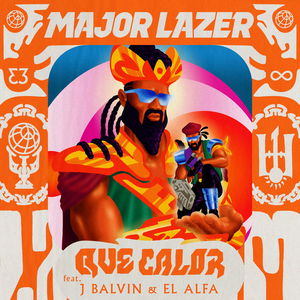 MAJOR LAZER - Que Calor
